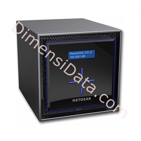 Jual Storage Server NAS NETGEAR RN424 [RN42400-100AJS]
